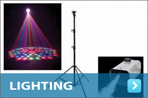 Lighting Equipment Hire in Perth